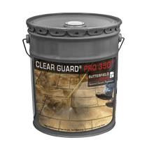 Clear Guard® Pro 350® Cure and Seal