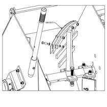 Steel Mixing Blade Kit