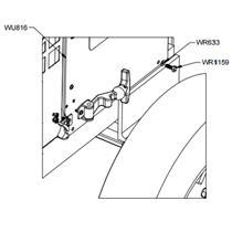 Housing w/ HDW