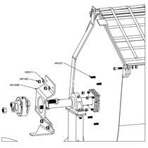 Drum Bearing w/ Hardware Kit