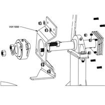 Bearing Support Bracket
