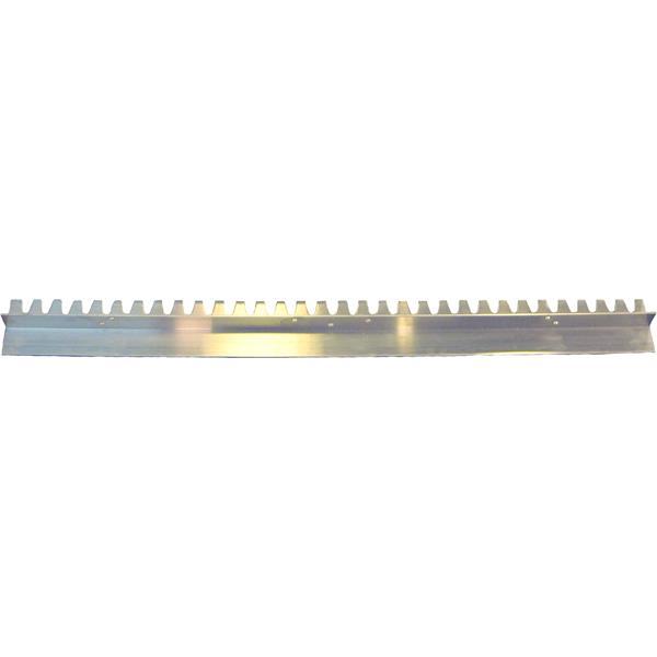 Magnesium Asphalt Lute Replacement Blades