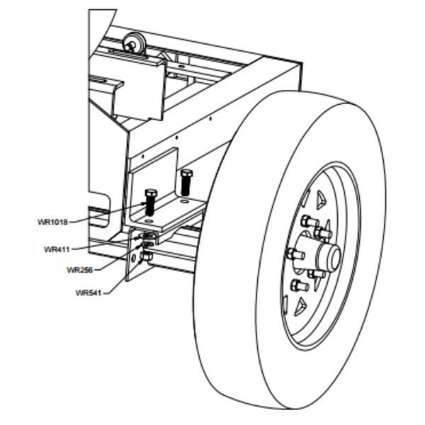 Torsion Axle HDW Kit