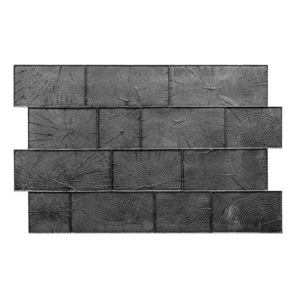 Wood Paver Cobble