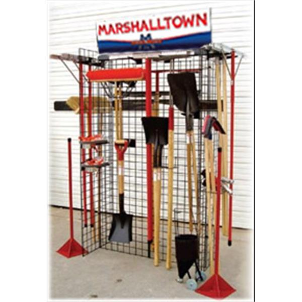 MARSHALLTOWN | Wire Grid Tool Display | Thumbnail